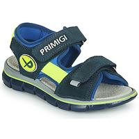 kengät Pojat Sandaalit ja avokkaat Primigi MARINEL Sininen