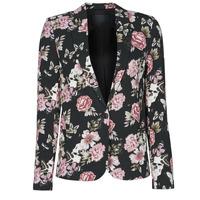 vaatteet Naiset Takit / Bleiserit Ikks BS40045-02 Black