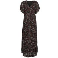 vaatteet Naiset Pitkä mekko Ikks BS30225-02 Monivärinen