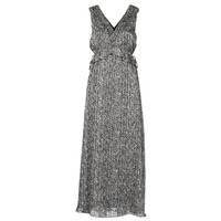 vaatteet Naiset Pitkä mekko Ikks BS30265-02 Musta