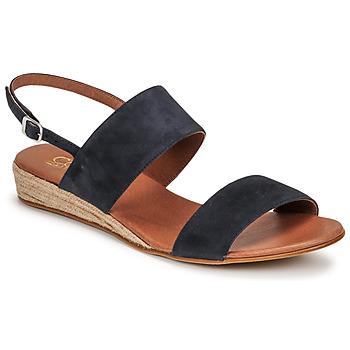 kengät Naiset Sandaalit ja avokkaat Casual Attitude OLIVE Laivastonsininen