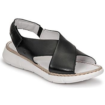 kengät Naiset Sandaalit ja avokkaat Casual Attitude ODILE Musta