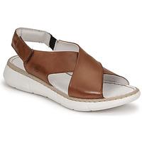 kengät Naiset Sandaalit ja avokkaat Casual Attitude ODILE Kamelinruskea