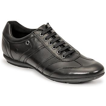 kengät Miehet Derby-kengät Casual Attitude ODEO Musta