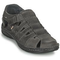 kengät Miehet Sandaalit ja avokkaat Casual Attitude ZIRONDEL Harmaa