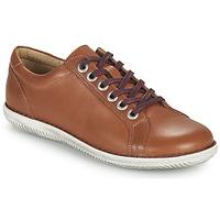 kengät Naiset Derby-kengät Casual Attitude OULETTE Kamelinruskea