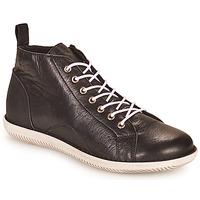 kengät Naiset Bootsit Casual Attitude OUETTE Musta
