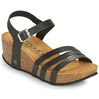kengät Naiset Sandaalit ja avokkaat Casual Attitude OUDINE Musta