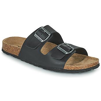 kengät Miehet Sandaalit Casual Attitude OMAO Musta