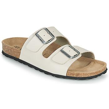 kengät Miehet Sandaalit Casual Attitude OMAO Taupe