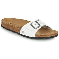 kengät Miehet Sandaalit Casual Attitude OMI Valkoinen