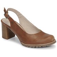 kengät Naiset Korkokengät Casual Attitude OLEA Camel