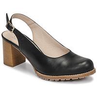 kengät Naiset Korkokengät Casual Attitude OLEA Musta