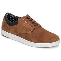kengät Miehet Derby-kengät Casual Attitude OZON Kamelinruskea