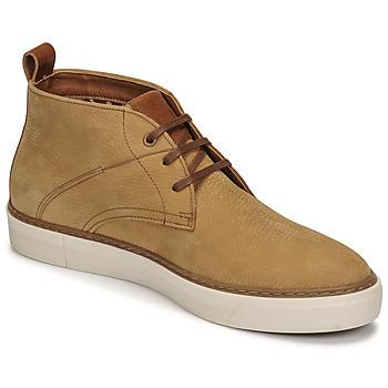 kengät Miehet Bootsit Casual Attitude OBREND Kamelinruskea