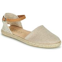 kengät Naiset Sandaalit ja avokkaat Casual Attitude ONINA Kulta