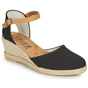 kengät Naiset Sandaalit ja avokkaat Casual Attitude ONELLA Musta