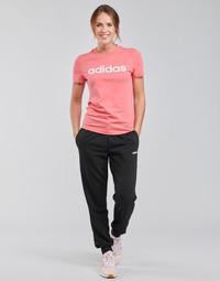 vaatteet Naiset Verryttelyhousut adidas Performance W E PLN PANT Musta