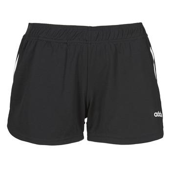 vaatteet Naiset Shortsit / Bermuda-shortsit adidas Performance W D2M 3S KT SHT Musta
