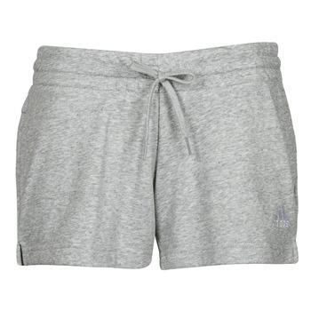 vaatteet Naiset Shortsit / Bermuda-shortsit adidas Performance W SL FT SHO Harmaa
