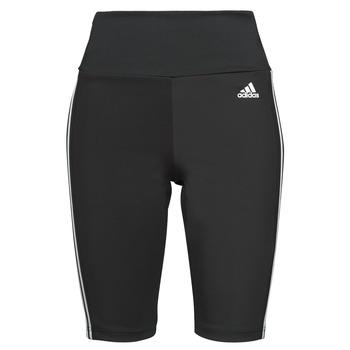 vaatteet Naiset Legginsit adidas Performance W 3S SH TIG Musta