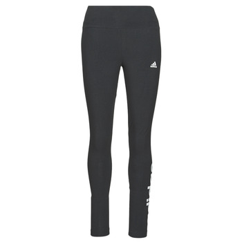 vaatteet Naiset Legginsit adidas Performance W LIN LEG Musta