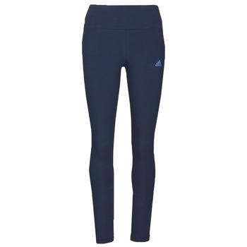 vaatteet Naiset Legginsit adidas Performance W LIN LEG Sininen