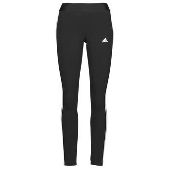 vaatteet Naiset Legginsit adidas Performance W 3S LEG Musta