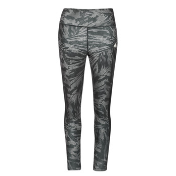 vaatteet Naiset Legginsit adidas Performance W UFORU 78 TIG Musta