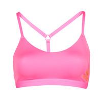 vaatteet Naiset Urheiluliivit adidas Performance AM BR BRA Vaaleanpunainen