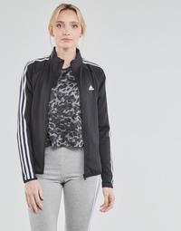 vaatteet Naiset Ulkoilutakki adidas Performance W 3S TJ Musta