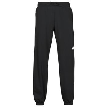 vaatteet Miehet Verryttelyhousut adidas Performance M FI Pant 3B Musta
