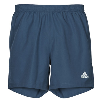 vaatteet Miehet Shortsit / Bermuda-shortsit adidas Performance RUN IT SHORT Sininen