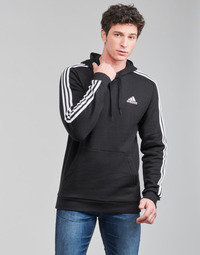 vaatteet Miehet Svetari adidas Performance M 3S FL HD Musta