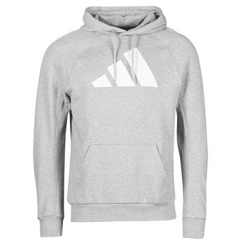 vaatteet Miehet Svetari adidas Performance M FI Hood Harmaa