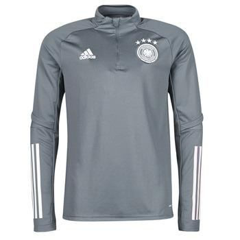 vaatteet Miehet Svetari adidas Performance DFB TR TOP Harmaa