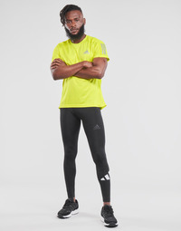 vaatteet Miehet Legginsit adidas Performance TF 3 BAR LT Musta