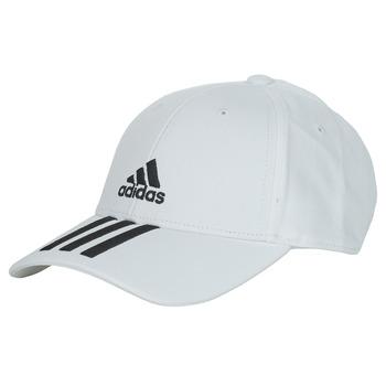 Asusteet / tarvikkeet Lippalakit adidas Performance BBALL 3S CAP CT Valkoinen