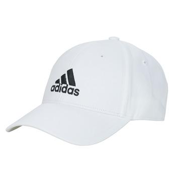 Asusteet / tarvikkeet Lippalakit adidas Performance BBALL CAP COT Valkoinen