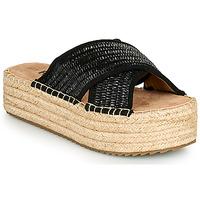 kengät Naiset Sandaalit Refresh TERRA Musta