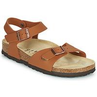 kengät Tytöt Sandaalit ja avokkaat Birkenstock RIO Ruskea