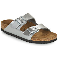 kengät Tytöt Sandaalit Birkenstock ARIZONA Hopea