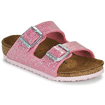 kengät Tytöt Sandaalit Birkenstock ARIZONA Vaaleanpunainen