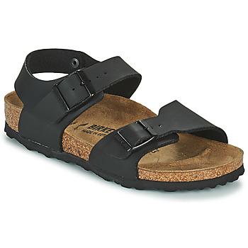 kengät Pojat Sandaalit ja avokkaat Birkenstock NEW YORK Musta