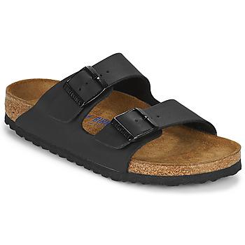 kengät Naiset Sandaalit Birkenstock ARIZONA SFB Musta