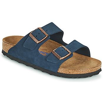 kengät Naiset Sandaalit Birkenstock ARIZONA SFB Sininen