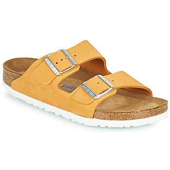 kengät Naiset Sandaalit Birkenstock ARIZONA SFB Oranssi