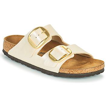 kengät Naiset Sandaalit Birkenstock ARIZONA BIG BUCKLE Valkoinen