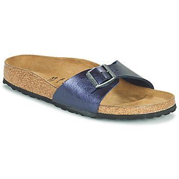 kengät Naiset Sandaalit Birkenstock MADRID Sininen