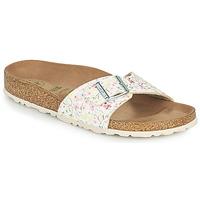 kengät Naiset Sandaalit Birkenstock MADRID Valkoinen